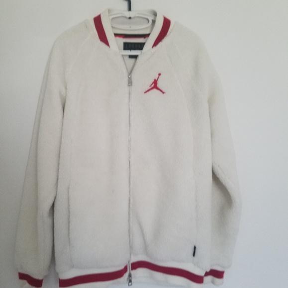 607ce69ebc1 Jordan Jackets & Coats | Sherpa Air Jacket | Poshmark